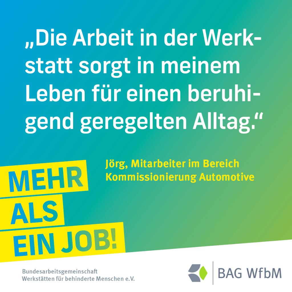 Mehr als ein Job 1